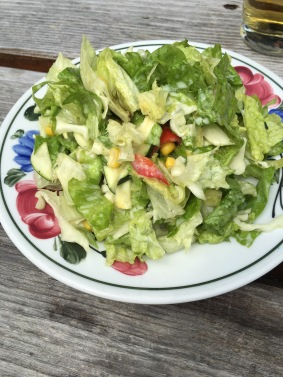 Gartenfrischer Salat