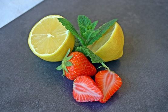 ErdbeerenMinzeZitrone