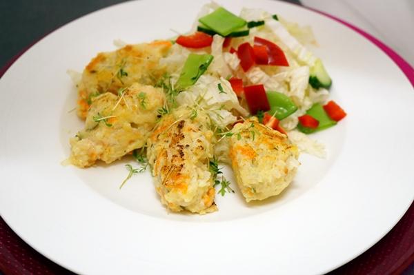 Gemüsenockerl
