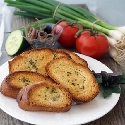 Toskanischer Brotsalat - Panzanella (2)