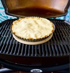 Tarte Tartin vom Grill (2)